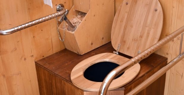 Peut-on utiliser une douchette avec des toilettes sèches ?