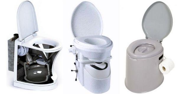 Les meilleures marques de toilettes sèches