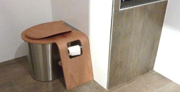 Les toilettes sèches Ecodomeo